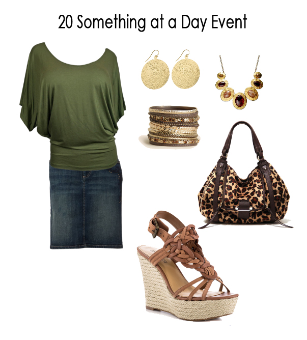 20 something day event