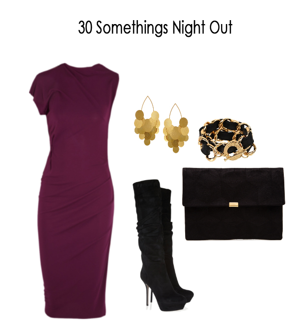 30 something night out