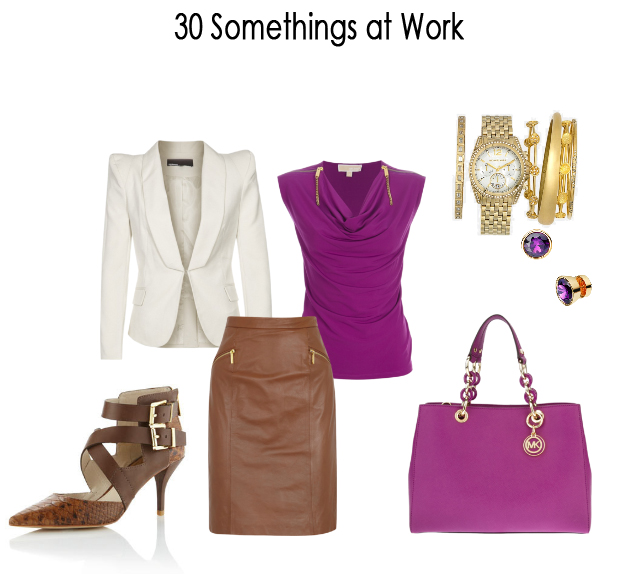 30 something work