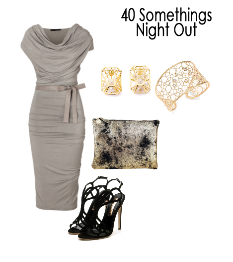 40 something night out