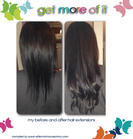 New You New Year Hair www.wifemomhouseohmy.com
