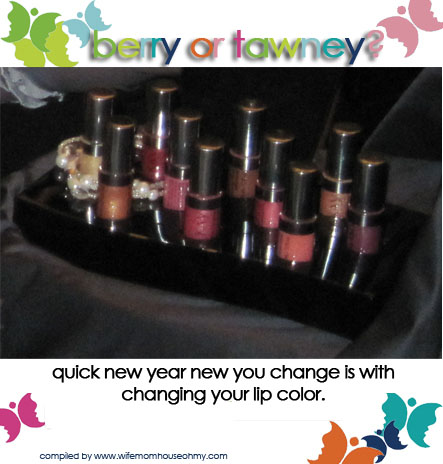 New Year New You Beauty Update www.wifemomhouseohmy.com