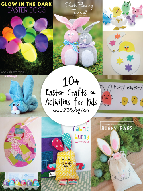 Easter Traditions to Start or Do with Children www.wifemomhouseohmy.com