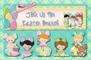 Easter Brunch: Planning and Executing a Fun Family Event www.wifemomhouseohmy.com