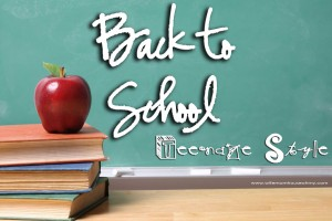 Back to School www.wifemomhouseohmy.com