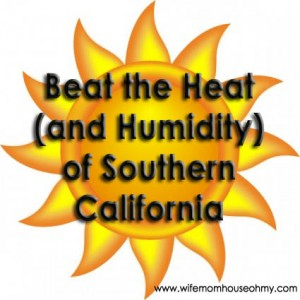 Beat the Heat of Southern California www.wifemomhouseohmy.com