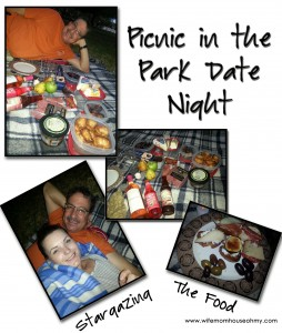 A perfectly fun and simple date night