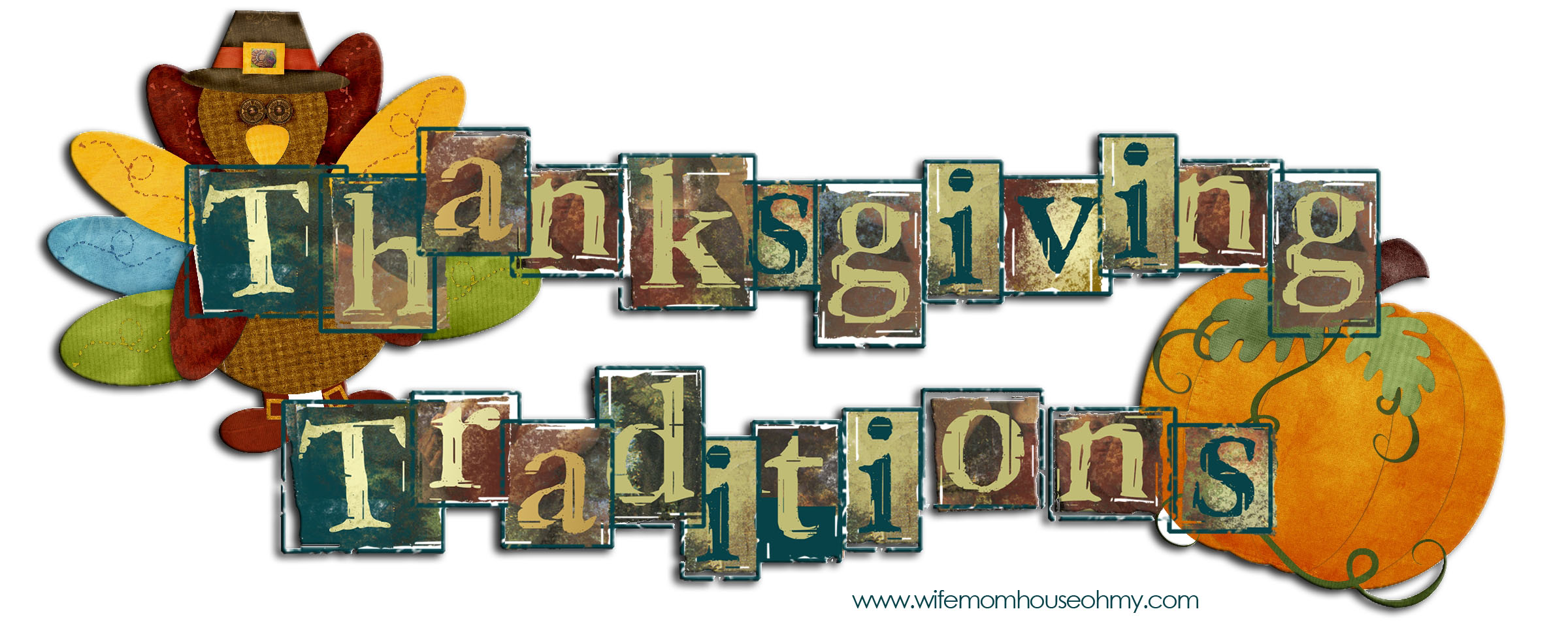 Thanksgiving Traditions www.wifemomhouseohmy.com