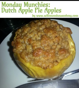 Dutch Apple Pie Apples www.wifemomhouseohmy.com