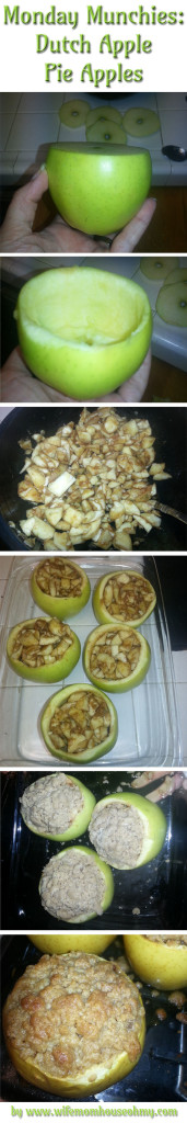 Dutch Apple Pie Apples Recipe www.wifemomhouseohmy.com