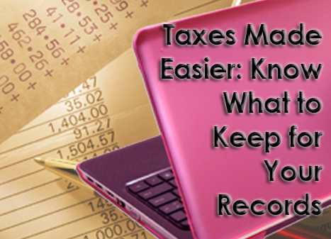 Taxes Made Easier www.wifemomhouseohmy.com