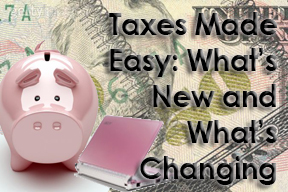 Taxes Made Easy www.wifemomhouseohmy.com