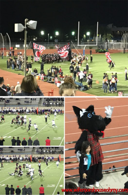 Dating Your Husband: Homecoming Game Highlights www.wifemomhouseohmy.com