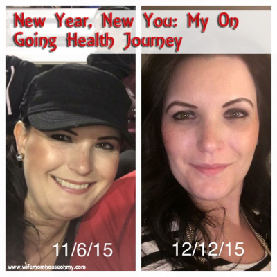 New Year, New You My On Going Health Journey www.wifemomhouseohmy.com